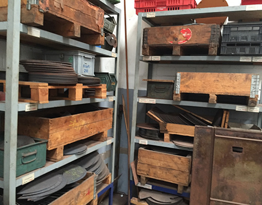 Grimmert-Recycling - Entrümpelungen | Entrümpelungen eines Regals