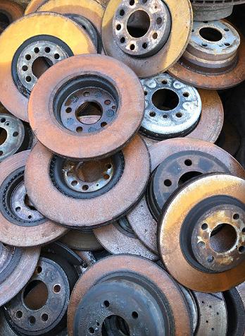 Grimmert-Recycling: Schrotthandel | Eisenschrott